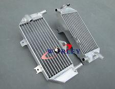Honda CRF250 CRF250R 2010 2011 aluminum radiator CRF 250 R 10 11