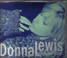 Donna Lewis-Without love cd maxi single