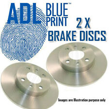 DAIHATSU CHARADE 1.5 08/1996->12/1996 ADL REAR BRAKE DISCS ADD64316 496