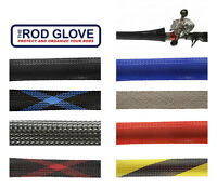 The Rod Glove Casting Extra Long Jacket For 7 1/4' - 8 1/2' Baitcasting Rods