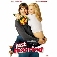 Just Married (DVD, 2009, Wide & Full Screen)Disc Only  6-124