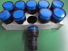 1 st Warnlampe blau LED 24 V 22 mm ETAV22blue24VDC