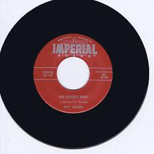 ROY BROWN - HIP SHAKIN' BABY (All Time MONSTER Black ROCKER) ROCKABILLY REPRO