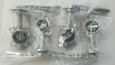 2 inch Butterfly Valve Stainless Steel CF8M, SS431, EDPM 4 valves 1 lot