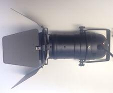 Showtec PAR 30 100 W nero illuminazione può Industriale Retrò Vintage Metallo Luce Kit