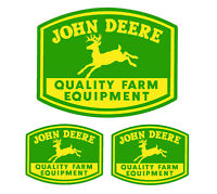 Decals / Stickers  John Deere Tractors & Heavy Equipment  farm ranch agriculture