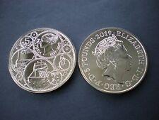 2019 BU £5 Coin -200th Anniversary Queen Victoria's Birth Brilliant Uncirculated