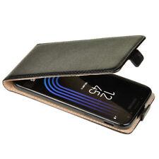 Flexi Flip Handy Hülle für Samsung Galaxy A6 2018 Schutzhülle Handytasche Tasche