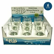 Xacto Cup Display w/ 9 glasses