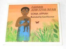 Amoko and Efua Bear (1st American Edition)