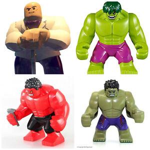 Marvel Dc super Wolverine Hero Mini Figures Deadpool Venom Hulk Rhino Spiderman