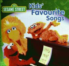 Various - Sesame Street Kids' Favourite Songs CD ABC Music 2013 NEW/SEALED