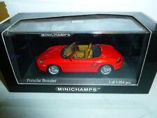Die cast 1/43 Porsche 968 cabriolet 1994  1:43 Minichamps with box