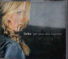 Lieke-Get Your Shit Together cd maxi single
