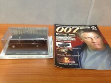James Bond Car Collection No 49 - Daimler Limousine - Casino Royale + Magazine