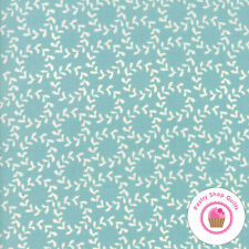 Moda HOMETOWN CHRISTMAS Icey Aqua Blue 5662 26 Sweetwater QUILT FABRIC