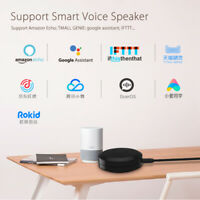 WiFi IR Smart Wireless Infrared Voice Speaker Remote Control TV Home Automation