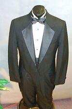 BOY'S Zombie Clothing -Tailcoat Black NOTCH Lapel - 10 YEAR