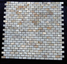 MADREPERLA mosaictiles Alveo natura Pearl Shell Mosaic rectangler
