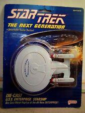 Galoob Star Trek The Next Generation Die Cast USS Enterprise NCC 1701 d