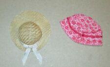 Takara Vintage Licca Set of 2 Hats