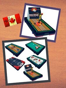 Sports Center Table Top 5 in 1 Easily Converts Between Game to Game for Ages 7+