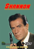 SHANNON - TV SERIES - Starring George Nader