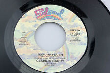 Claudja Barry: Dancin' Fever / Long Lost Friend  [Unplayed Copy]