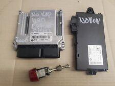 BMW 1 Series E87 Engine ECU Kit without Key 7823422 0281014573