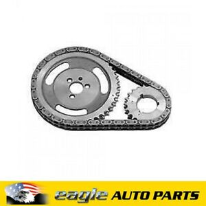 Milodon Premium Roller Timing Chain Set Ford 390-428 FE Engine # MIL-15007