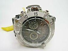 Invicta Men's Subaqua Noma III 1382 Watch Chronograph Gray Black