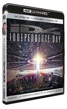 INDEPENDENCE DAY (ID4)  (4K ULTRA HD) - Blu Ray -  Region free