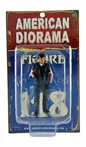 American Diorama SWAT Team Chief Figure for 1:18 Scale Models 77418