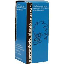Permethrin biomo solution 0,5% 50 ml PZN 9276229