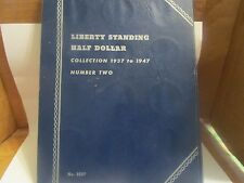 Standing Liberty Half Dollar Collection  1937 to 47-- 27 coins