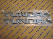 Toyota Tundra 2007-2013 Front Door Name Plate Emblem Genuine 2