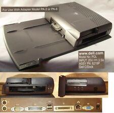 Dell PDL Latitude C/Dock 8219p c500 c600 c640 c800 c810 c840 CP CPI C series