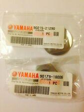 Original Yamaha Yzf600r Thundercat delantero piñón tuerca y arandela Kit
