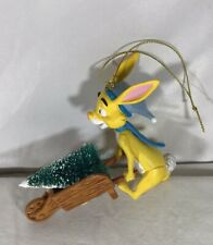 Grolier President's Edition Disney Ornament Rabbit From Winnie the Pooh