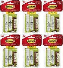 3M COMMAND STRIPS SELF ADHESIVE DAMAGE FREE WALL HANGING PICTURE FRAMES POSTER