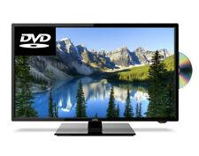 "Cello 12v 22"" LED TV DVD WITH FREEVIEW HD USB HDMI 12v & 240v CABLES INCLUDED"