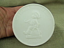 VINTAGE HUMMEL GOEBEL BAVARIAN SMALL CERAMIC KEEPSAKE PLATE