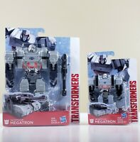 Hasbro Transformers Authentics Bundle of 2 Megatron (Decepticon) Action Figures