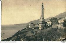 ts 093 1933 TRIESTE Faro della Vittoria - viagg. FP - Ed. Scrocchi Milano