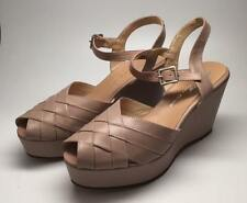 Re-Mix Classic Footwear Vintage Style Shoes - Lido - Taupe- Size 9 1/2