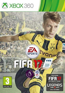 Xbox 360-Fifa 17 With  Fifa 17  Ultimate Team - Pl (Xbox 360) GAME NEW