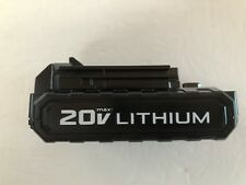 NEW  Porter Cable Genuine PCC681L 20 Volt Max Lithium-Ion Battery