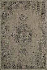 Oriental Weavers Revival 2 x 3 Rectangular Area Rug Grey/ Charcoal-Polypropylene