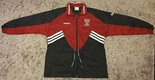 Liverpool FC 1993/95 Vintage Adidas Nylon Rain Jacket - XL 44/46