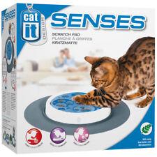 Catit Design Senses Scratch Pad Cat / Kitten Scratching Surface - Fun Game Toy